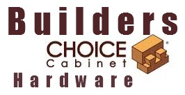 Builders Choice Cabinet Hardware, Knobs and Pulls