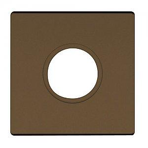 Venetian Bronze Baldwin 5056 Pair of Estate Rosettes for Passage Functions